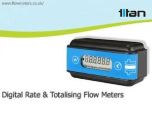 Digital Rate & Totalising Flow Meters