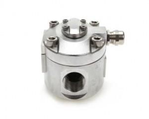 High Pressure Oval Gear Flow Meter