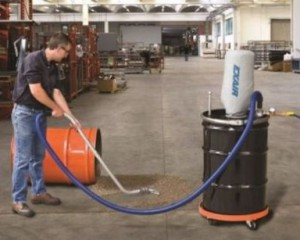 How The Heavy Duty Vac Works