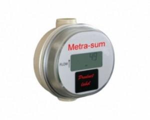 Metra-Sum Oval Gear Flow Meter