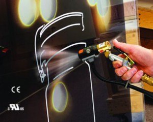 New Anti-Static Air Gun is CE, UL and RoHS Certified