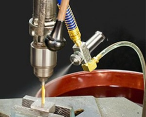 No Drip Siphon Fed Round Pattern Atomizing Nozzles