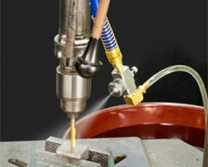 Siphon Fed Round Pattern Atomizing Nozzles